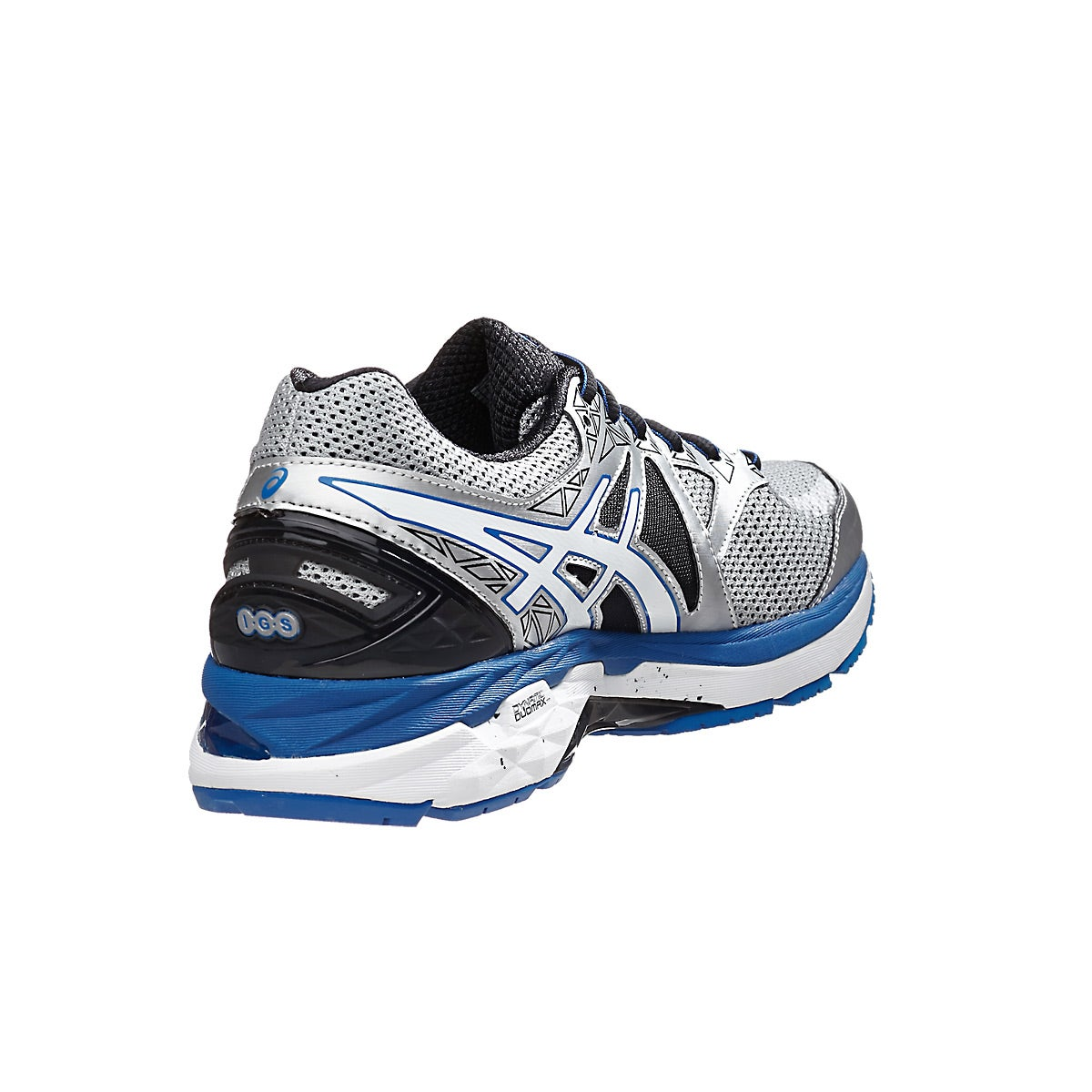 save off 60203 7ea68 ASICS GT 2000 4 Men s Shoes Silver White Royal 360° View   Running  Warehouse.