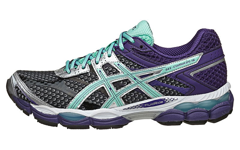 gel cumulus 16 women's