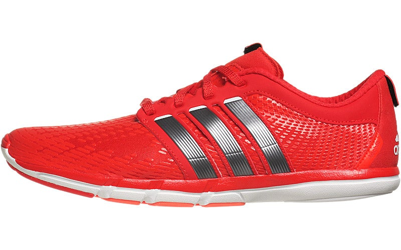 adidas adipure Gazelle Men's Shoes Red 360° View | Running ... Gazelle
