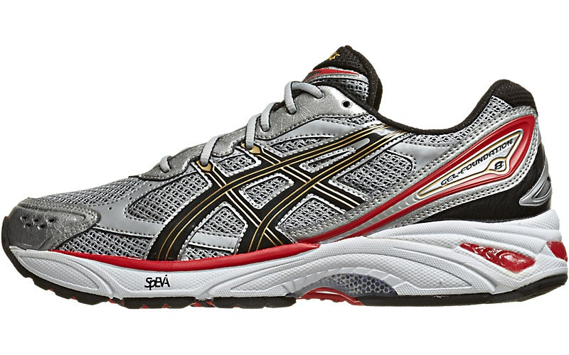asics gel foundation 8