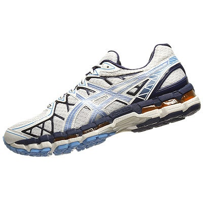 mens asics asics gel kayano 20 white