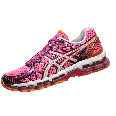a7574260fd8b ... where to buy asics gel kayano 20 womens shoes pink white purple 360  view running warehouse