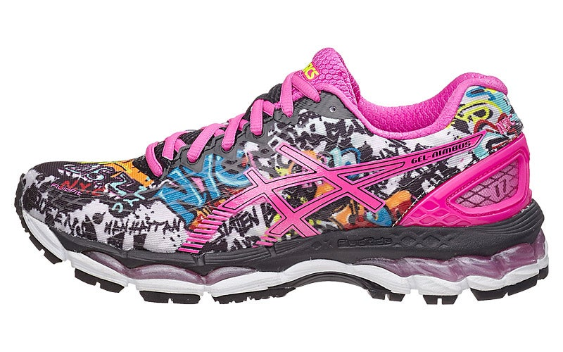 asics gel nimbus 17 ladies