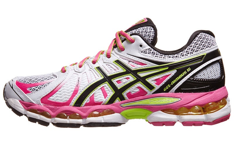 asics gel nimbus 15 womens