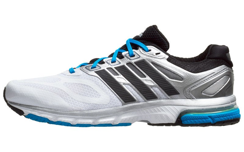 Adidas Supernova Sequence 6- White running shoes