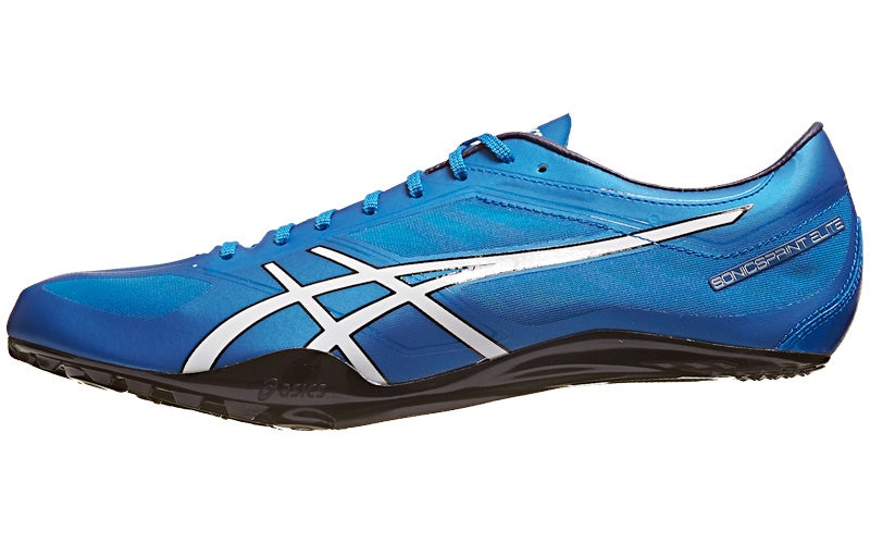 asics mens spikes