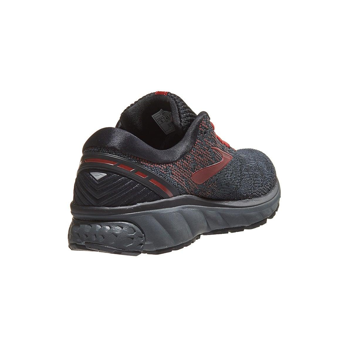 Brooks Ghost 11 Knit Men's Shoes Black