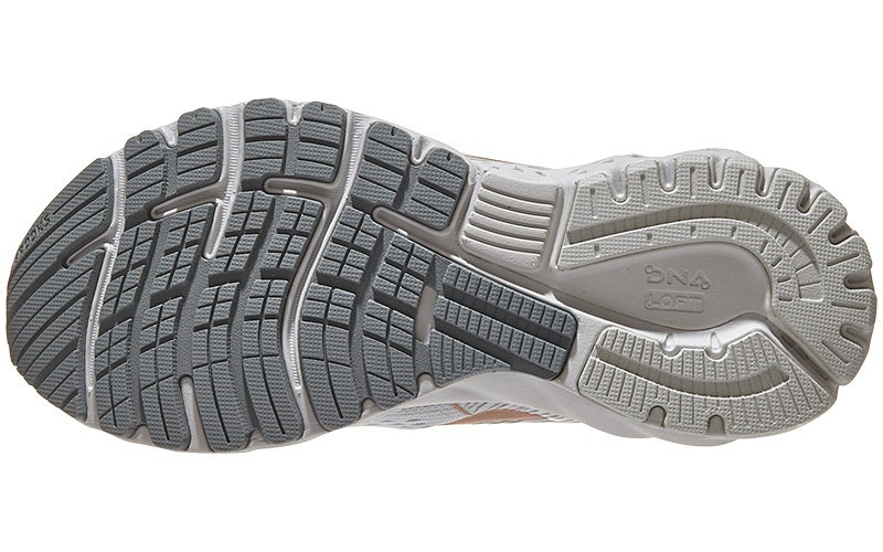 929b5c01c9b Brooks Adrenaline GTS 19 Women s Shoes Metallic Pack Gr 360° View ...