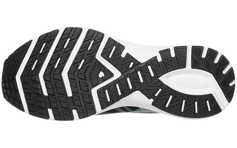 5317992e9aec3 Brooks Launch 6 Women s Shoes Apparel Pack Black Iron 360° View ...