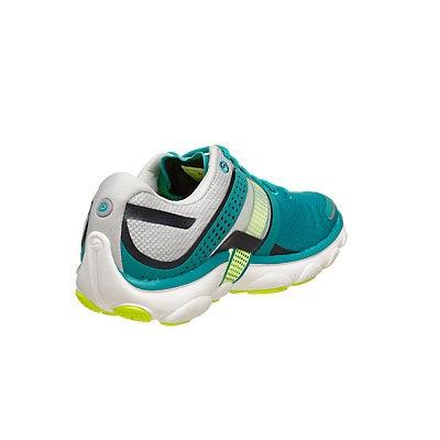 f513be3491e Brooks PureFlow 4 Women s Shoes Lapis Green Nightlif 360° View ...