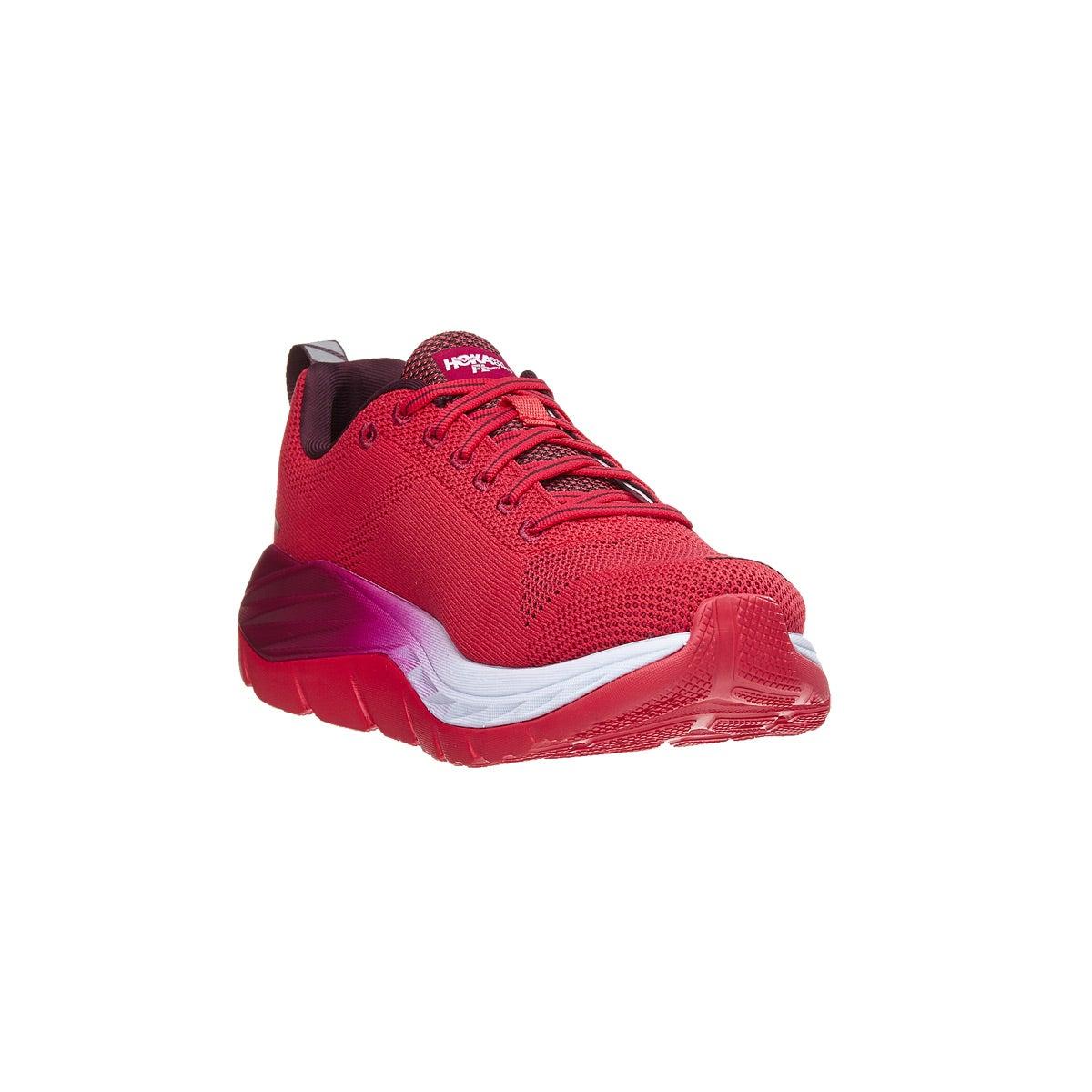 86664b097fad ... HOKA ONE ONE Mach Womens Shoes HibiscusCherries 360° View Running  Warehouse. pretty cool 29b40 ...