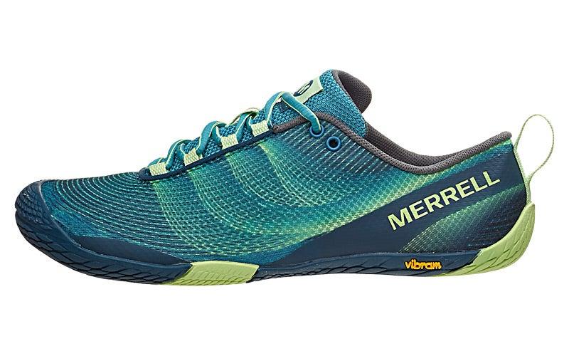29cff7904e23 Merrell Vapor Glove 2 Women s Shoes Medium Green 360° View