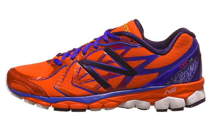 new balance shoes red and blue. new balance 1080 v4 men\u0027s shoes red/blue 360° view | running warehouse. red and blue