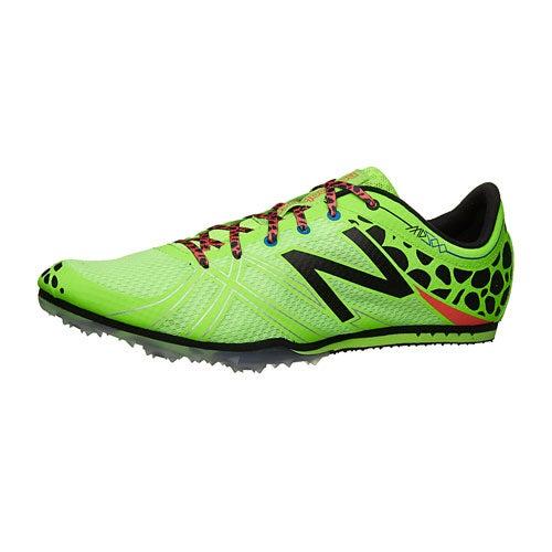 new balance md500v3 mens spikes green