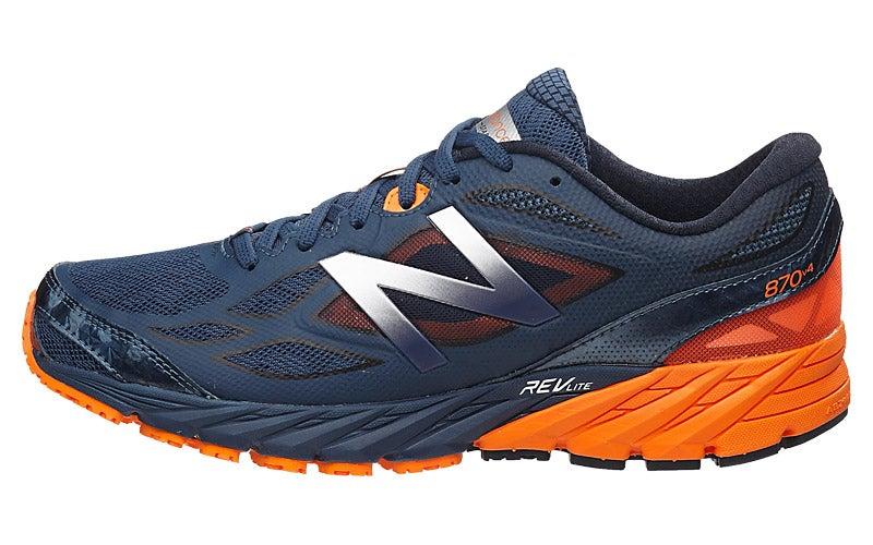New Balance 870 V4 rojas
