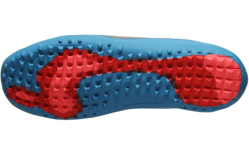 Nike Free Hyperfeel Trail Men's Shoes BlueSilver 360° View