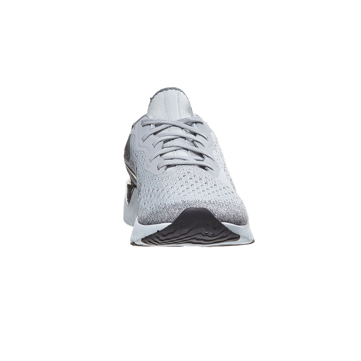 Nike Odyssey React Women's Shoes Wolf Grey/Black/Grey 360° View | Running  Warehouse.