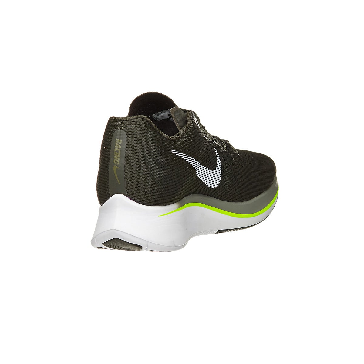 c2b9f94779de Nike Zoom Fly Men s Shoes Sequoia White Olive 360° View