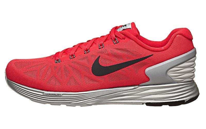 Nike Lunarglide 6 Red