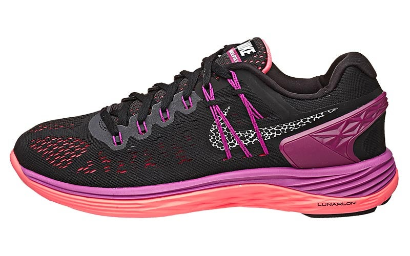 huge selection of e2403 7f79c Nike LunarEclipse 5 Women s Shoes Blk Fuchsia Lava 360° View   Running  Warehouse.