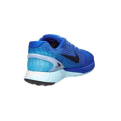 premium selection 1b7d9 a18d8 Nike LunarGlide 7 Men s Shoes Royal Blue Copa Black 360° View   Running  Warehouse.