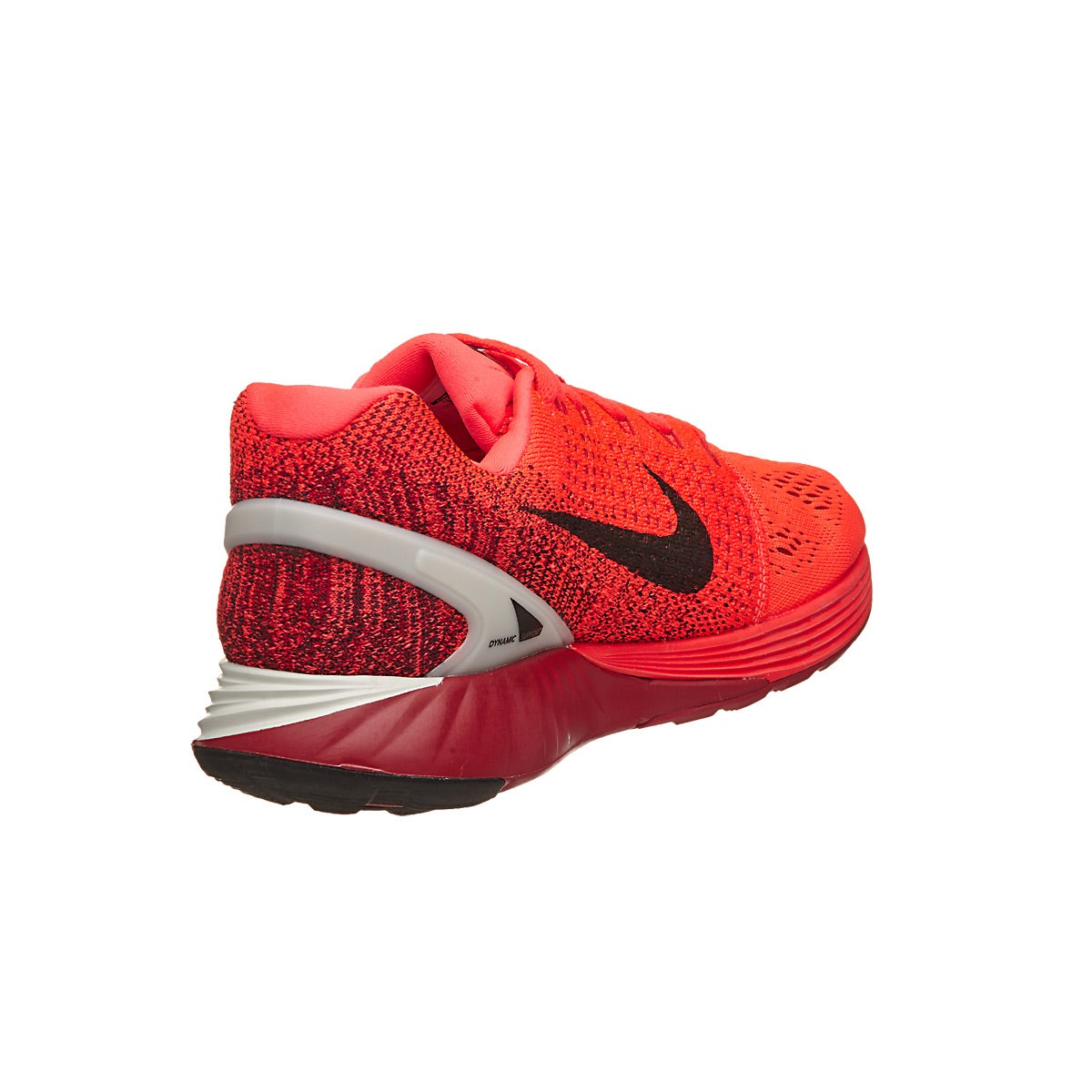 reputable site 3f1b0 ecc79 Nike LunarGlide 7 Men s Shoes Crimson Red Burgundy 360° View   Running  Warehouse.