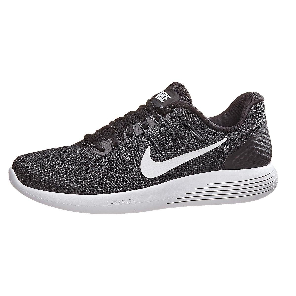 2ed3311a73c9d ... wholesale nike lunarglide 8 womens shoes black white anthraci 360 view  running warehouse. 46d88 29dff