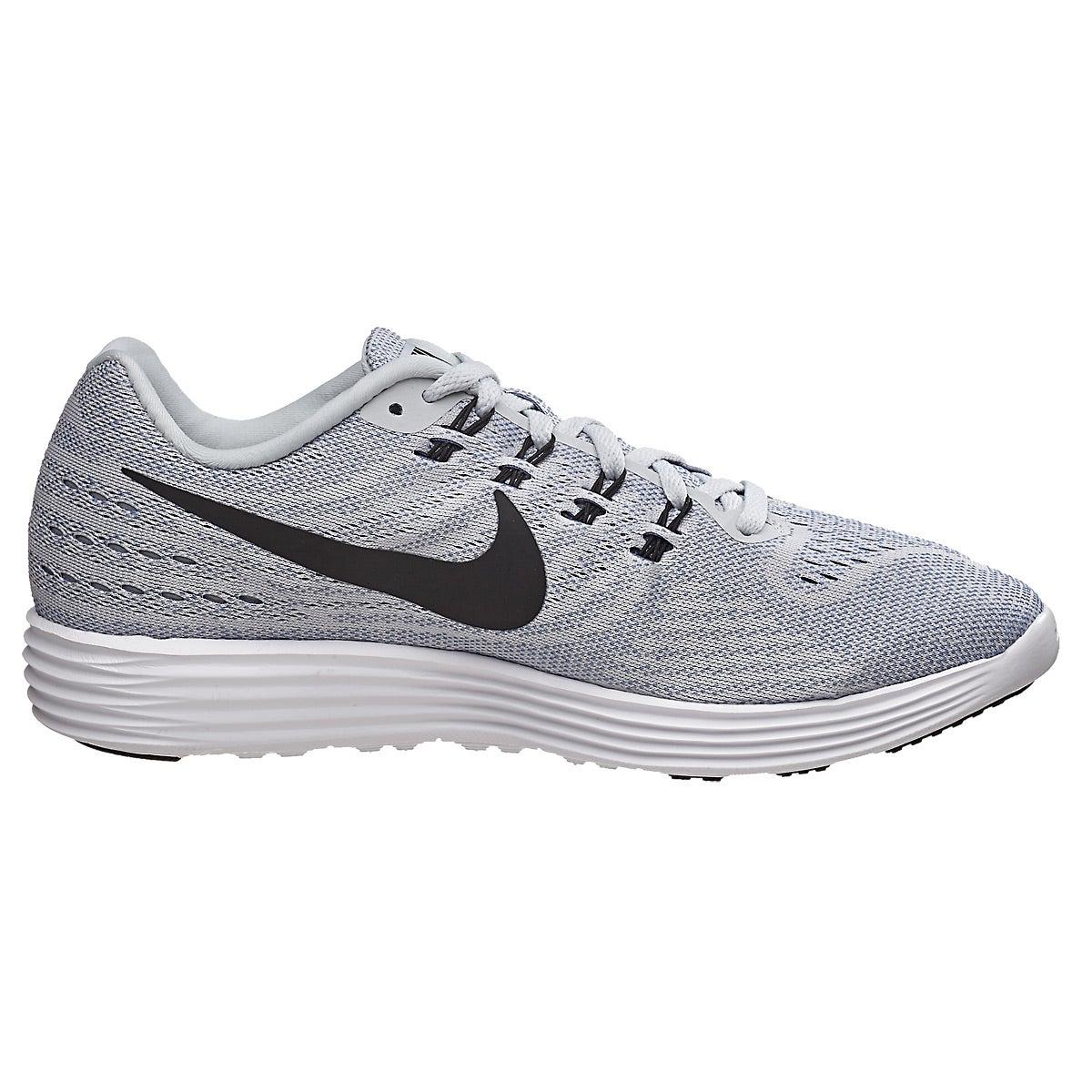 super popular 0bc7c 40fcf Nike LunarTempo 2 Men s Shoes Platinum Black Ocean 360° View   Running  Warehouse.