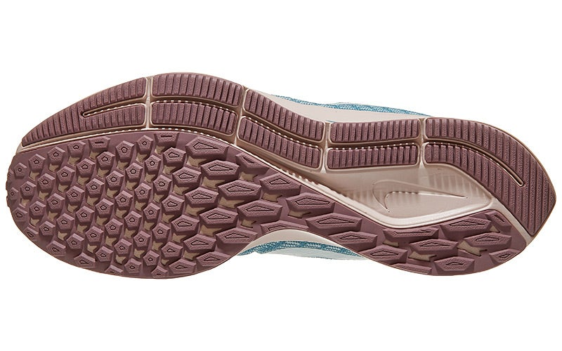 9a9fffb2cc295 Nike Zoom Pegasus 35 Women s Shoes Celestial Teal 360° View ...