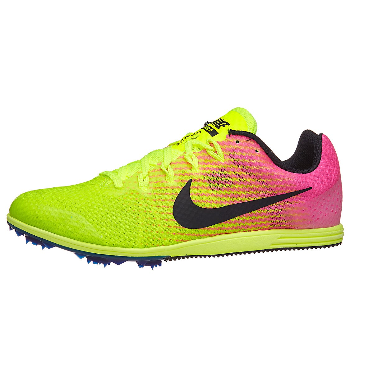 a5a7a129c3b8fc Nike Zoom Rival D 9 OC Men s Spikes Multi 360° View