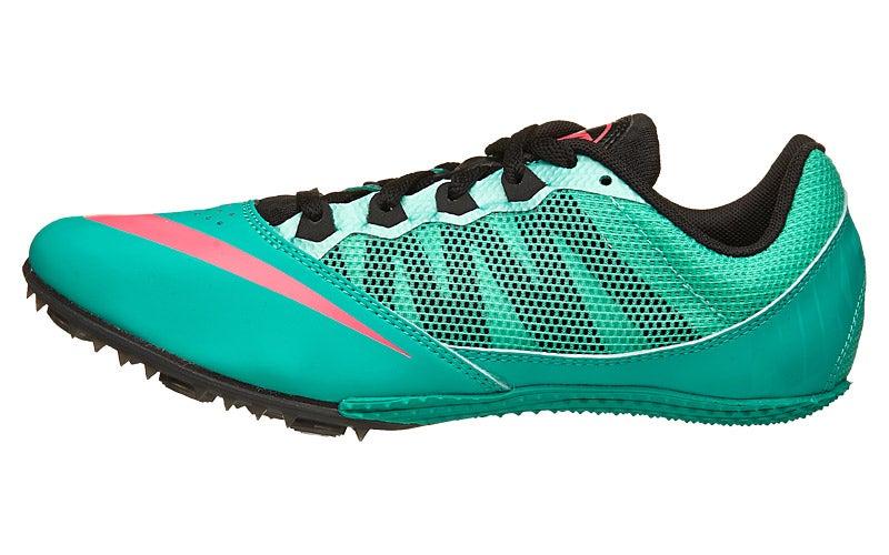 b186f0ac43a Nike Zoom Rival S 7 Women s Spikes Jade Turq Bk Pu 360° View ...