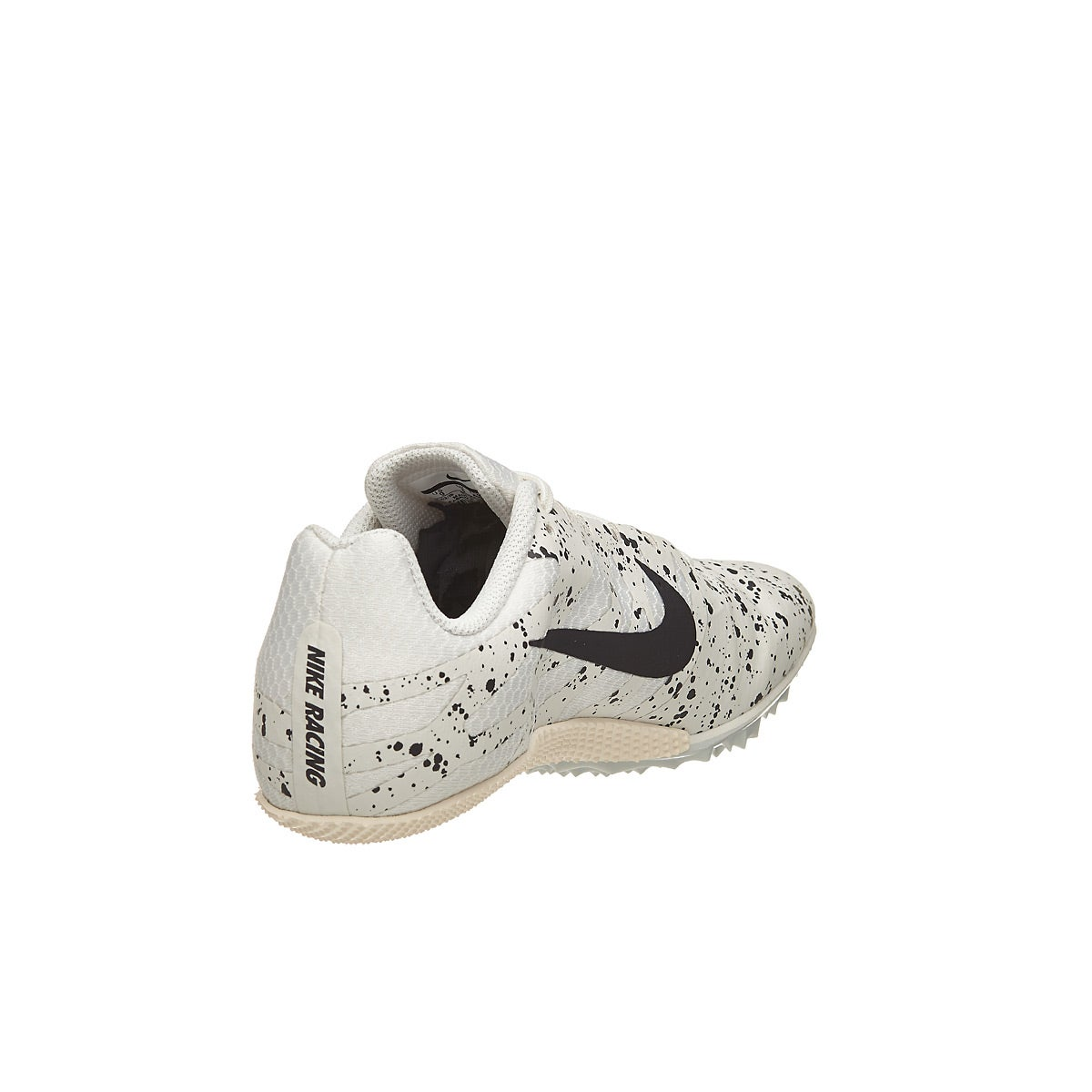 1a49355bb1c1 Nike Zoom Rival S 9 Kids Track Shoes Phantom/Oil Grey 360° View | Running  Warehouse.