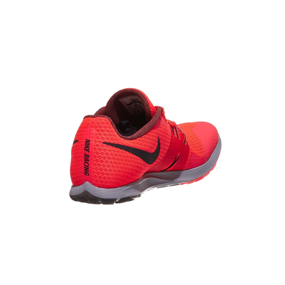 buy popular 0ec2b c2fda Nike Zoom Rival XC Men s Spikes Flash Crimson Oil Grey 360° View   Running  Warehouse.