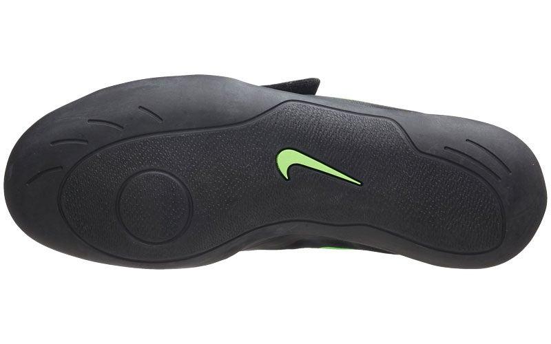 Nike Zoom SD 4 Unisex Throw Shoes Black/Purple/Green 360° View | Running  Warehouse.