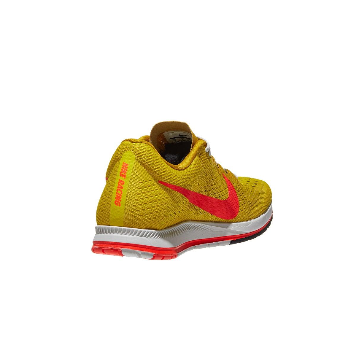 aee33ea900b7 Nike Zoom Streak 6 Unisex Shoes Bright Citron Crimson 360° View ...