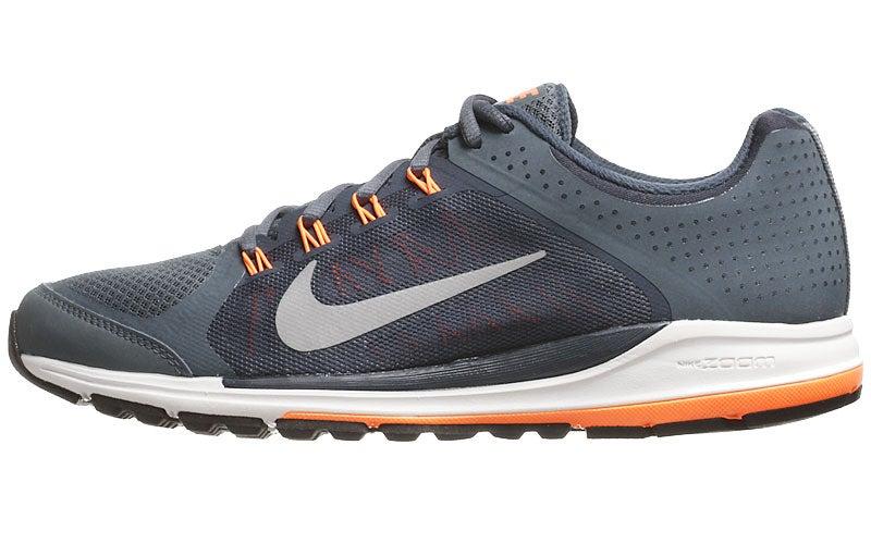 nike zoom elite + 6 mens running shoe