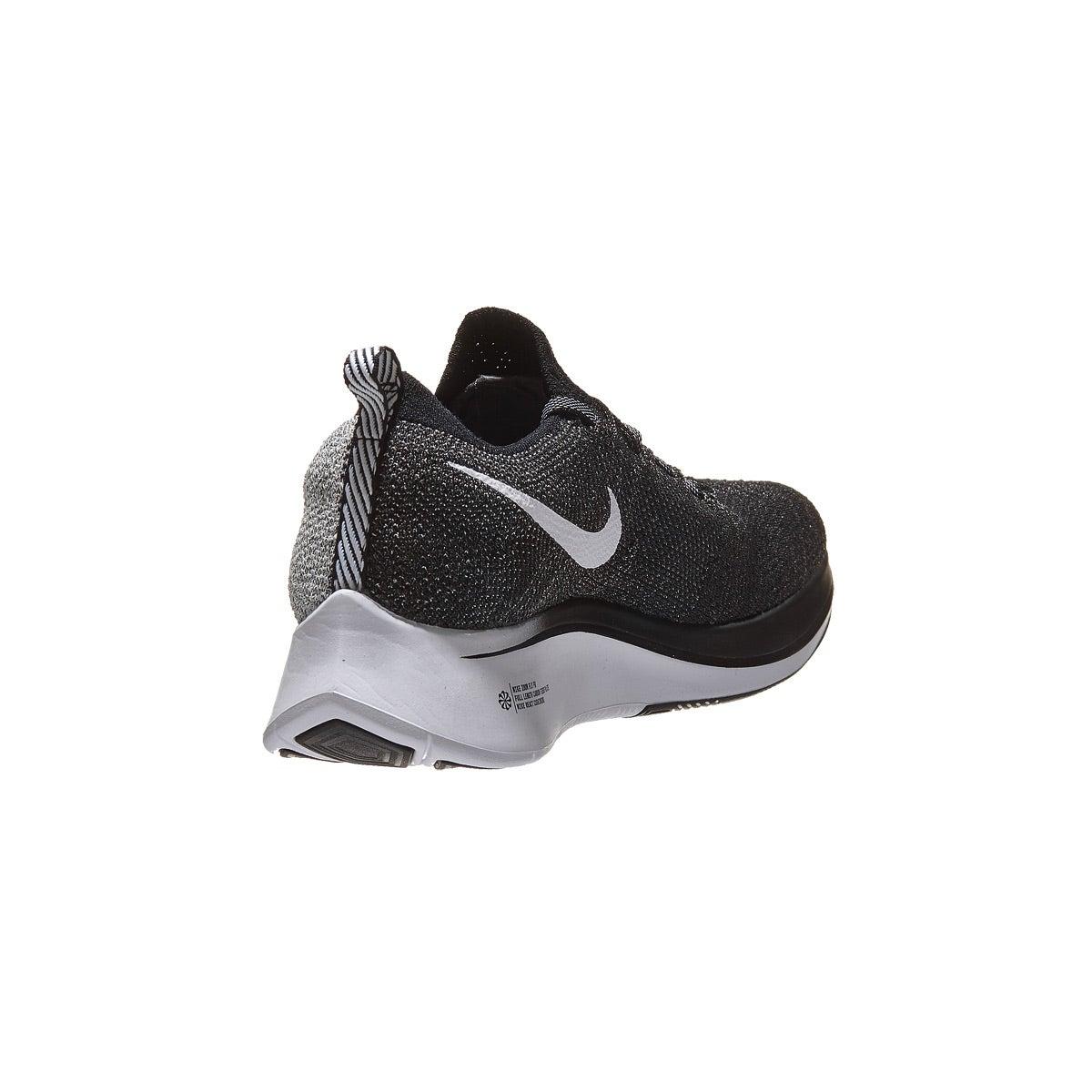 bb99ff2d74a9 Nike Zoom Fly OG Flyknit Men s Shoes Black Black White 360° View ...