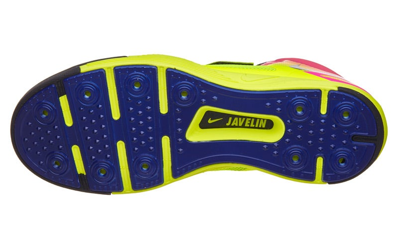 b8b7b03d56d7 Nike Zoom Javelin Elite 2 OC Unisex Spikes Multi-Co 360° View ...