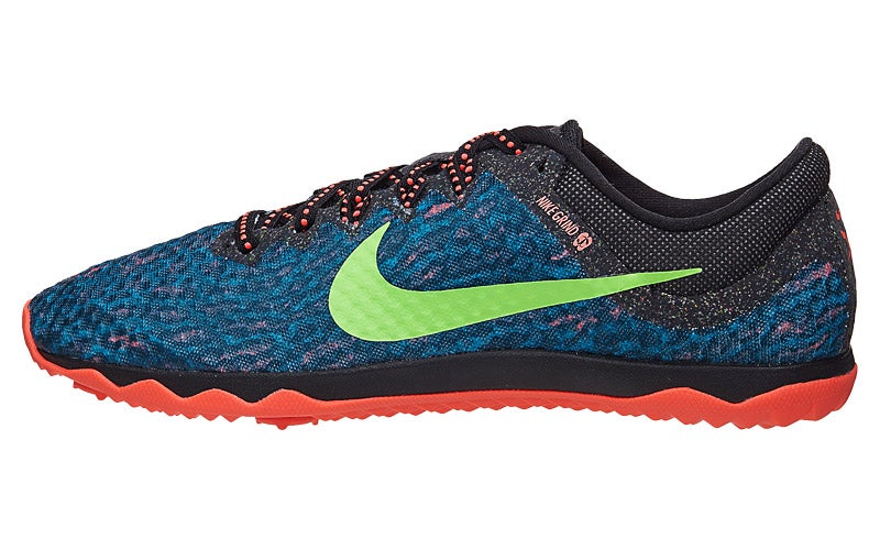 new arrival d2f27 9a394 Nike Zoom Rival XC Women s Spikes Black Lava Green 360° View   Running  Warehouse.