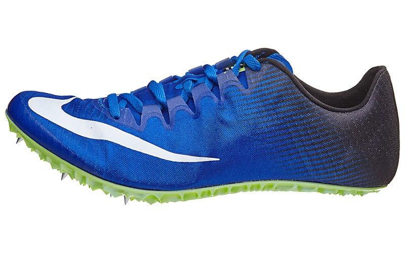 best service 13e5f c7eec Nike Zoom Superfly Elite Unisex Spikes Hyper Cobalt 360° View   Running  Warehouse.