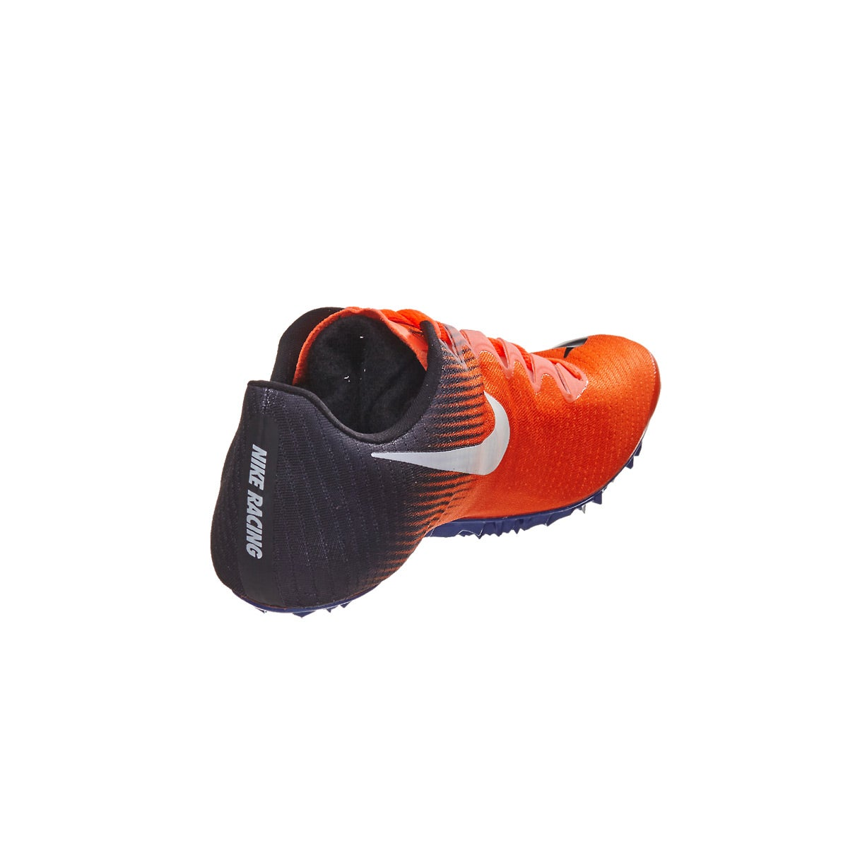 half off a6cba b693b Nike Zoom Superfly Elite Unisex Spikes Hyper Orange 360° View  Running  Warehouse.