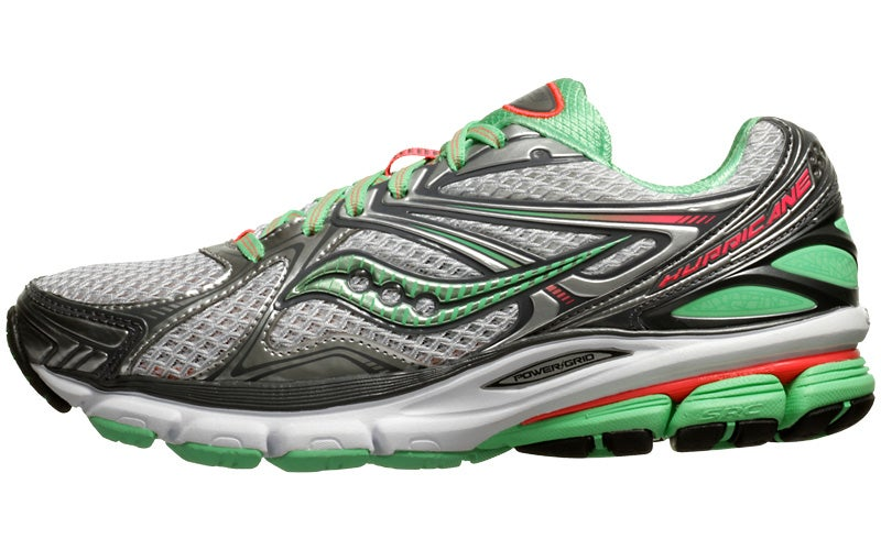saucony hurricane 16 review