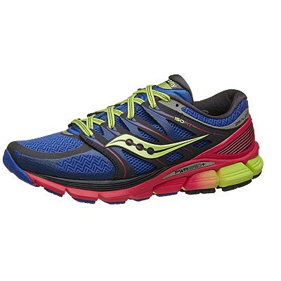 828e890cc622 Saucony Zealot ISO Women s Shoes Navy Pink Lime 360° View