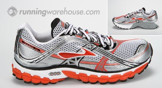 The Newly Updated Brooks Trance 10