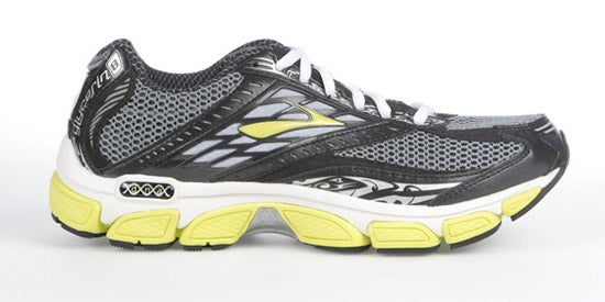 The new Brooks Glycerin 8 for men.