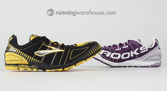 Mens and Womens Brooks Mach 12