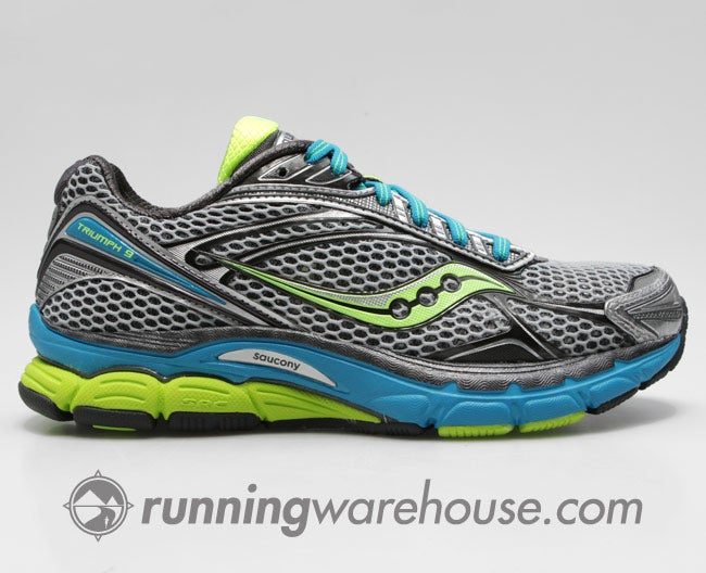 saucony triumph 9 – first look – running warehouse blog