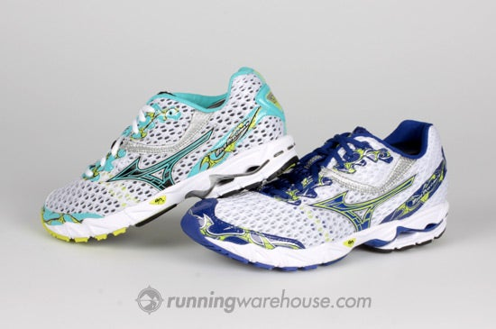 Mens and Womens Mizuno Wave Precision 11
