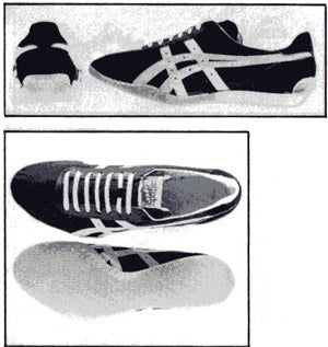 Tiger Ohbori circa Runners World May 77 Shoe Survey