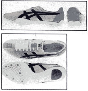 Tiger Spartan B from Runners World Shoe Survey May 77